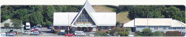 Tawa Baptist Church - 1