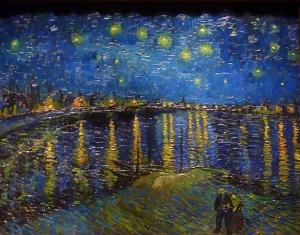 Impressionist - Starry Night