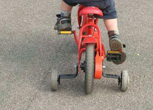 Bicycle-Training-Wheels